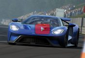 Comparaison Forza 7 / Project CARS 2: Ford GT à Spa