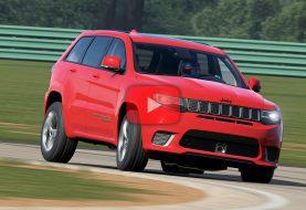 Forza 7: Jeep Grand Cherokee Trackhawk de 2018