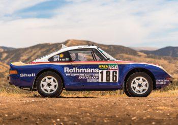 Les Porsche 924 GTS Rallye et 959 Rallye seront dans Gravel