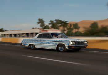 Forza 7: Les années 60 de retour chez le concessionnaire spécialisé