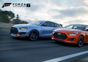 Forza 7 surprend son monde avec un Hyundai Car Pack gratuit!