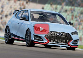 Forza 7: Découvrez la Hyundai Veloster N de 2019