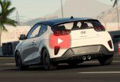 Forza 7: Découvrez la Hyundai Veloster Turbo de 2019