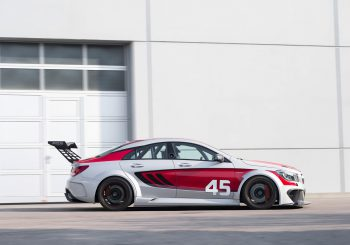 Rareté #7: La Mercedes-Benz CLA45 AMG Racing Series