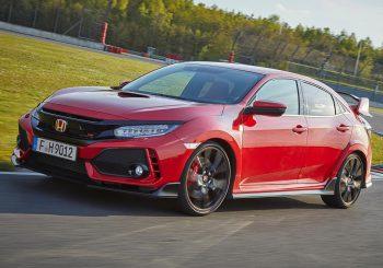 La Honda Civic Type R (FK8) déjà dans Forza 7?