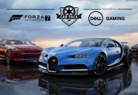Forza 7: La Bugatti Chiron débarque avec le Dell Gaming Car Pack