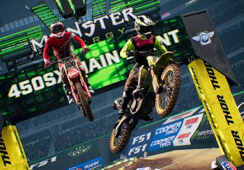 Test de Monster Energy Supercross sur Xbox One X