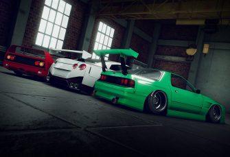 Test de Drift Zone sur Xbox One X