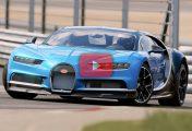 Un tour du Nordschleife en Bugatti Chiron