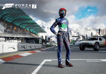 Courses multi en classe B et nouvelle combi dans Forza 7