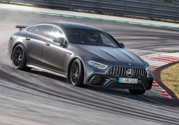 Mercedes AMG lance son hyper berline, la GT 63 S