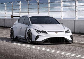 SEAT Cupra e-Racer: Electrique, propulsion et 680cv