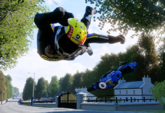 Test de TT Isle of Man: Ride On The Edge sur Xbox One X