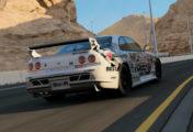 XBR Showroom : Une Nissan Skyline R33 GTR Camo