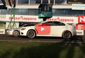 Forza 7: Mitsubishi Lancer Evo 6 ou Evo 10?