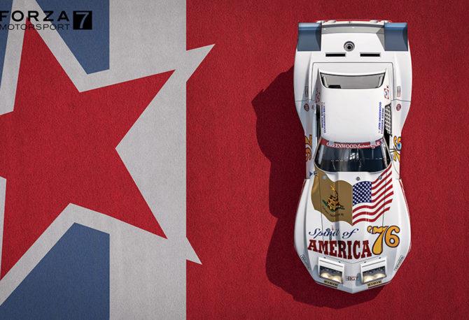 Forza Motorsport 7 : Le K1 Speed Car Pack arrive aujourd'hui !
