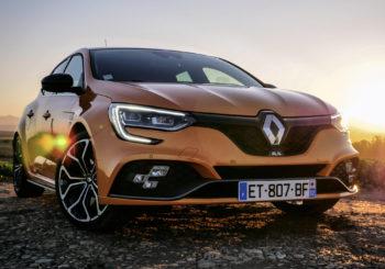 La nouvelle Renault Megane RS sera disponible dans The Crew 2