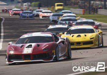 Project CARS 2: La Ferrari 488 Challenge gratuite avec le patch 5.0