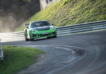 La nouvelle Porsche 911 GT3 RS corrige le Nordschleife en 6.56.4