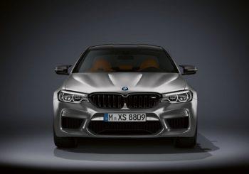 BMW M5 Competition de 2019: 625 cv!