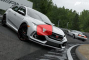 Forza 7: Civic Type R (2018) vs NSX R (2005) - Nordschleife