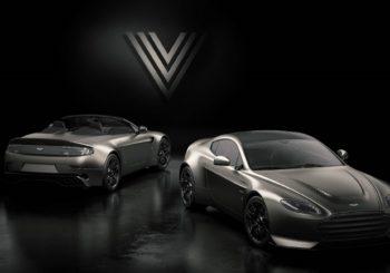Nouvelle (ancienne) Aston Martin V12 Vantage V600