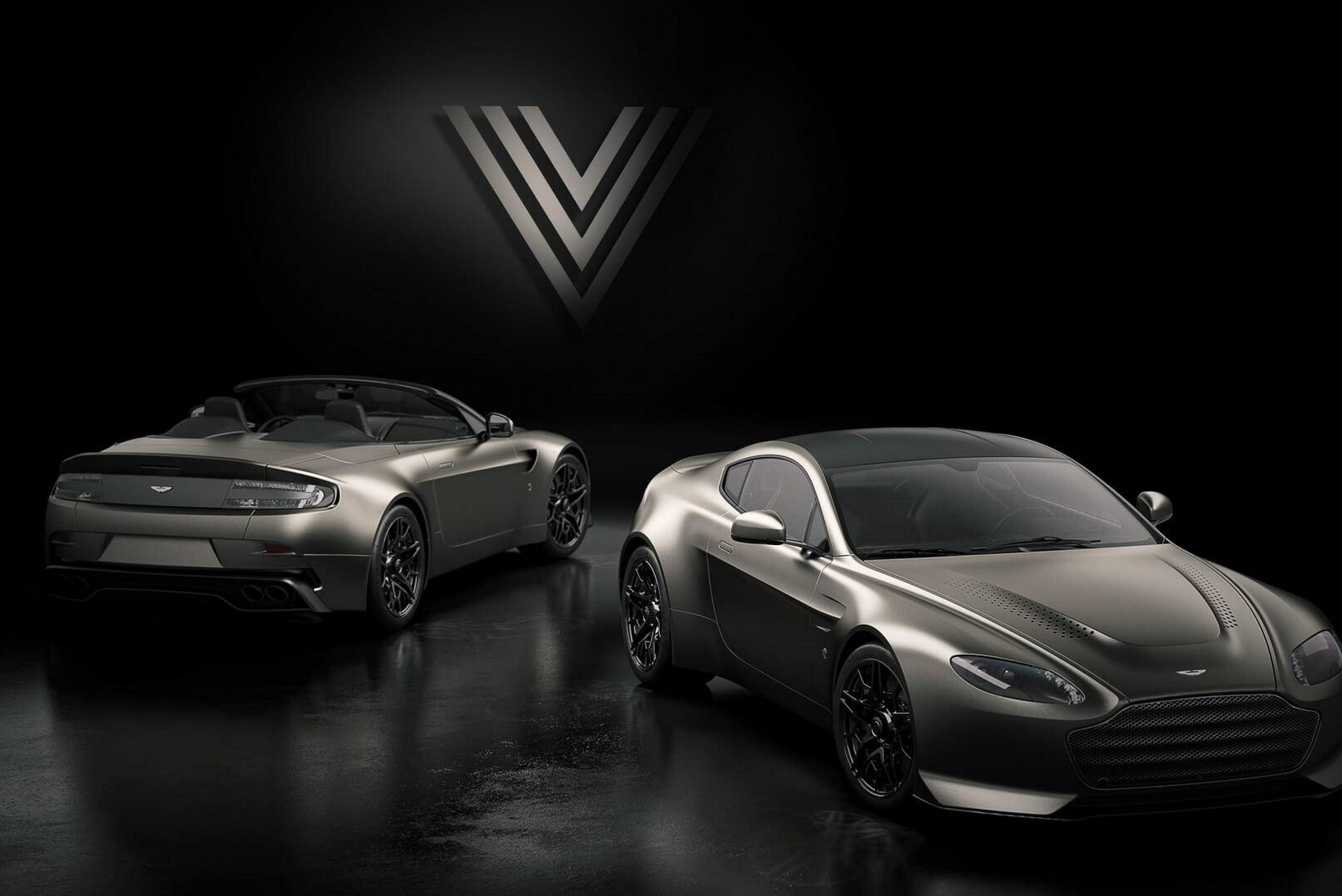 nouvelle ancienne aston martin v12 vantage v600. Black Bedroom Furniture Sets. Home Design Ideas