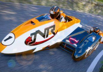 TT Isle of Man: Les sidecars sont là!
