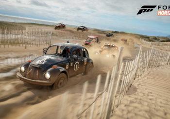 Coup d'œil à l'été dans Forza Horizon 4