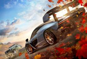 L'automne à l'honneur dans Forza Horizon 4