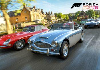 Forza Horizon 4: 7 minutes de gameplay par IGN