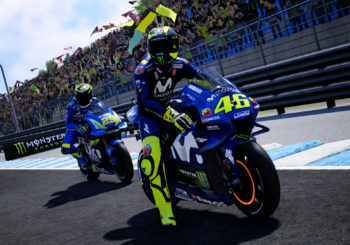 Test de Moto GP 18 sur Xbox One X