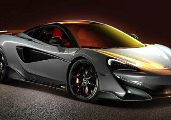 McLaren présente la 600 LT (Long Tail)