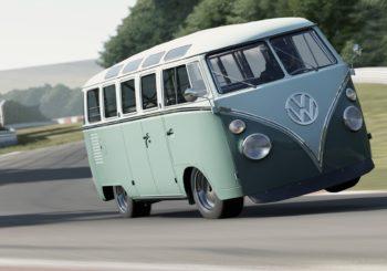 Forza 7: Le VW Type 2 De Luxe chez le concessionnaire