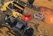 Onrush : Overdrive Whitewater Canyon (Xbox One X 4K60Fps)