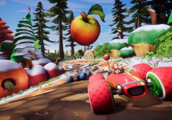 All-Start Fruit Racing désormais disponible!