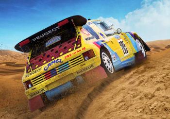 Ari Vatanen et sa Peugeot 205 Turbo 16 dans Dakar 18 !
