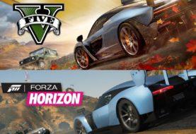 Il recrée le trailer de Forza Horizon 4 dans GTA
