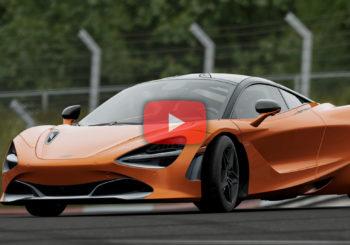 Forza 7: La McLaren 720s au Nordschleife