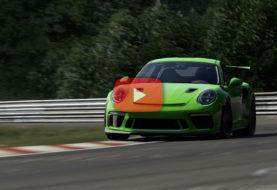 Forza 7: Nouvelle Porsche 911 GT3RS au Nordschleife