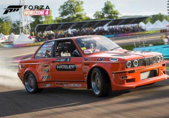 Forza Horizon 4: Images sublimes du Formula Drift Car Pack