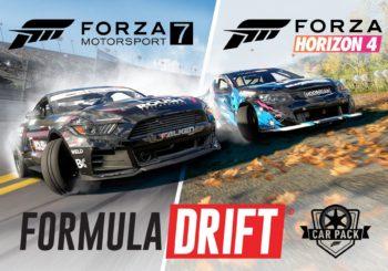 Découvrez le trailer du Formula Drift Car Pack (Forza Horizon4/Motorsport7)