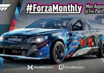 Forza Monthly: Toutes les nouveautés du mois d'août dans l'univers Forza!